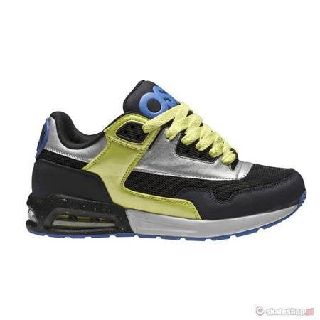 OSIRIS Uprise (blk/blu/lme) shoes
