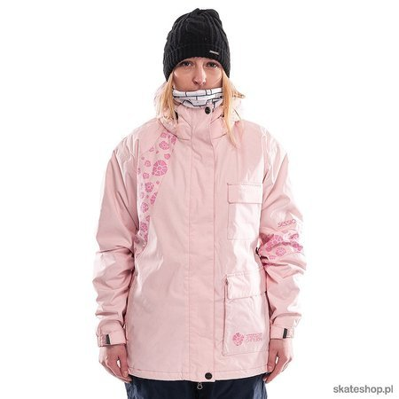 SESSIONS B4BC WMN (piglet pink) snowboard jacket