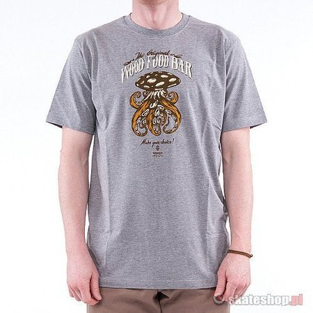 TURBOKOLOR Bar SS-13 (grey) t-shirt