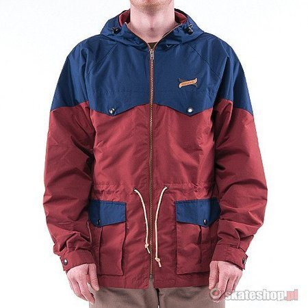 TURBOKOLOR Ewald Plus SS-13 (navy/brown) jacket