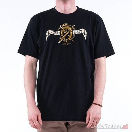 TURBOKOLOR Horseshoe SS-13 (black) t-shirt
