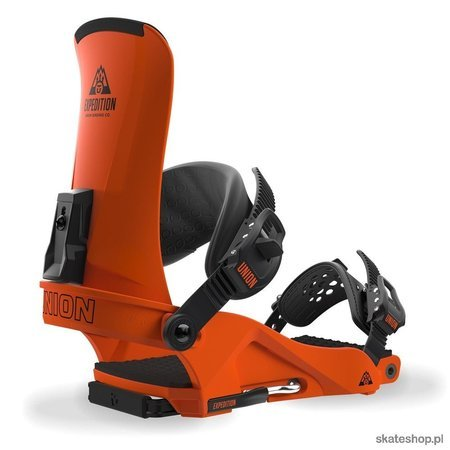 UNION Expedition (orange) splitboard bindings