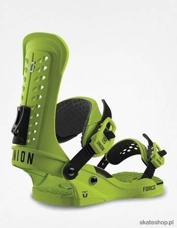 UNION Force (green) snowboard bindings