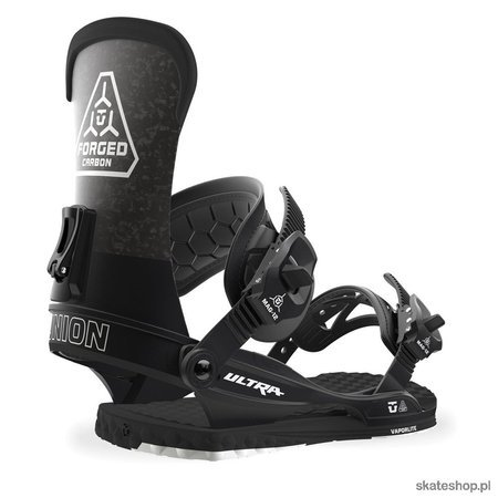 UNION Ultra (black) snowboard bindings