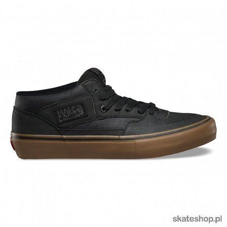 VANS Half Cab Pro (black/gum) shoes