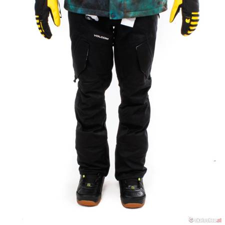 VOLCOM Articulated Pant (black) snowboard pants