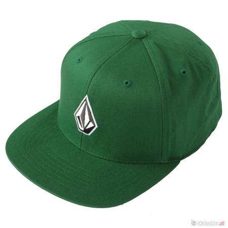 VOLCOM Full Stone 110 (grass green) snap hat
