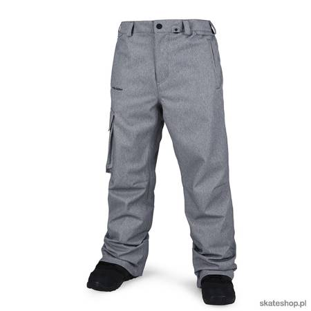 Volcom Snowboard pants Ventral (heather grey)