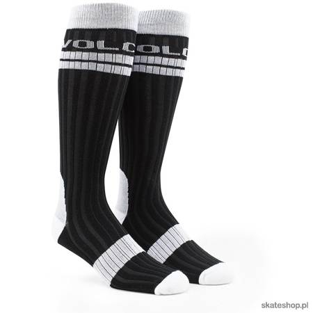 Volcom Snowboard socks The crew (black)