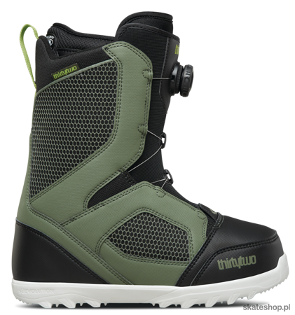 WMN THIRTYTWO STW BOA (olive/black) snowboard boots