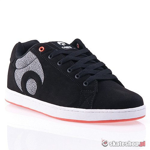 Osiris Shoes Orange Black White