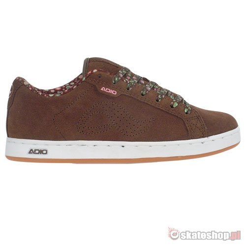 ADIO Eugene RE WMN chocolate scatter shoes
