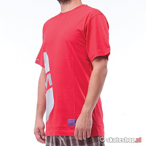 CLINIC Silver C (red/silver) t-shirt