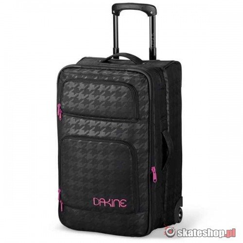 DAKINE Over/Under houndstooth travel bag