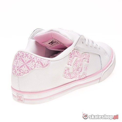 DC Journal SE Kids white/pink shoes