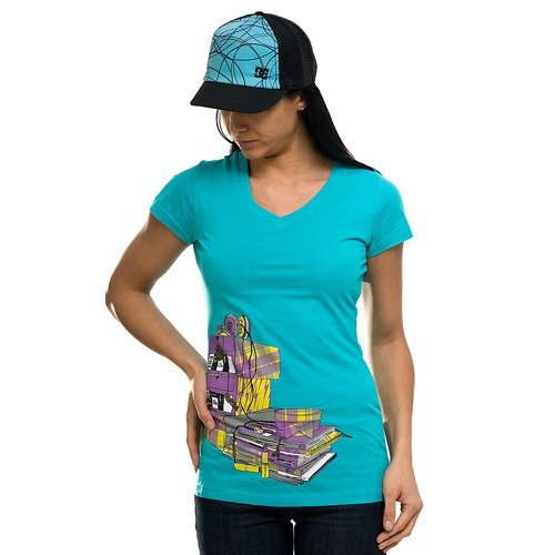 DC Light WMN sea t-shirt