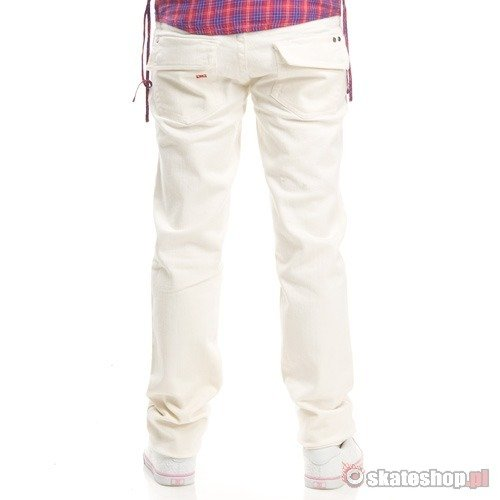 DC Skinny Colored WMN (ivory) jeans pants