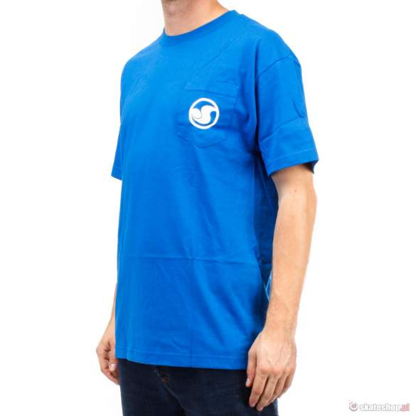 DVS Icon Pocket Tee (blue) t-shirt