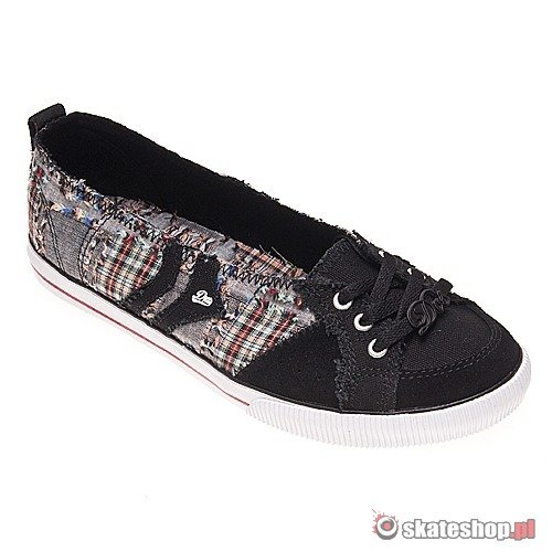 DVS Regency Slip WMN (black canvas) shoes