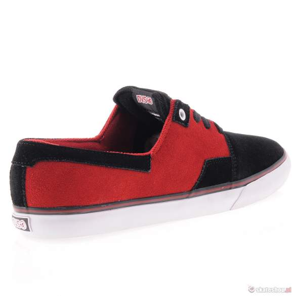 DVS Torey 2 13 (black/red suede) shoes
