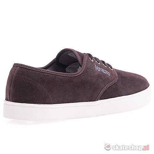 EMERICA Leo Laced (brown) shoes
