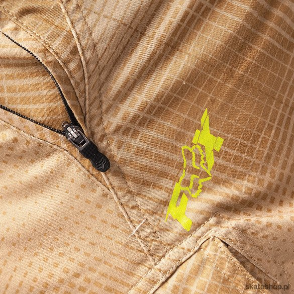 FOX Sergeant (dark khaki) bike shorts