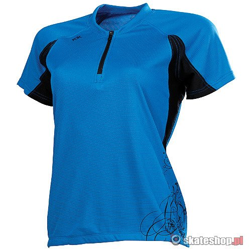 FOX Sierra WMN blue t-shirt
