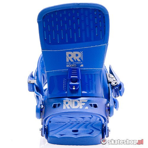 RIDE Rodeo (indigo) snowboard bindings