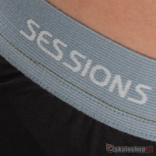 SESSIONS Diffusion Short black magic boxers