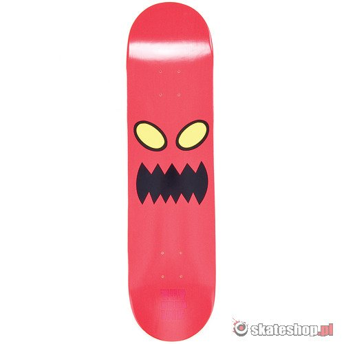 TOY MACHINE Monster Face 8.0 skateboard deck