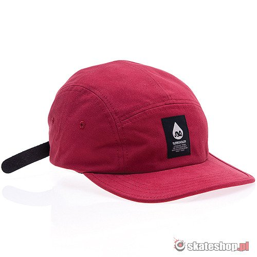 TURBOKOLOR Pagan (crimson) cap