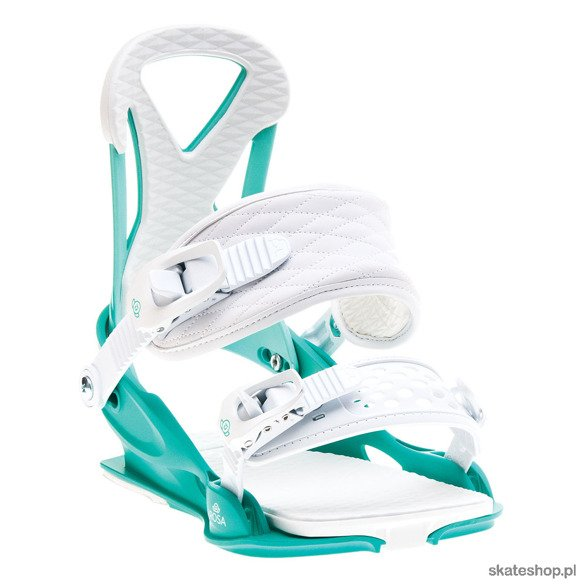 UNION Rosa (tiffany) snowboard bindings