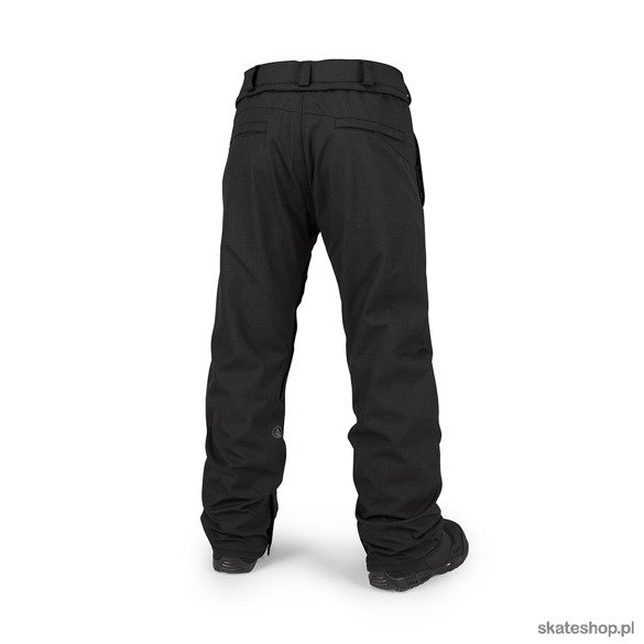 Volcom Snowboard pants Freakin snow chinos (black)