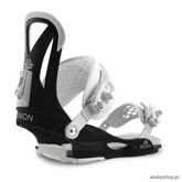 UNION Rosa (black) snowboard bindings
