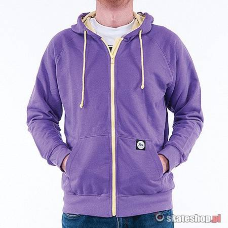 Bluza 79th Simple ZH (purple) fioletowa