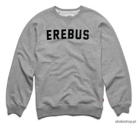 Bluza Altamont Erebus Crew (heather grey)