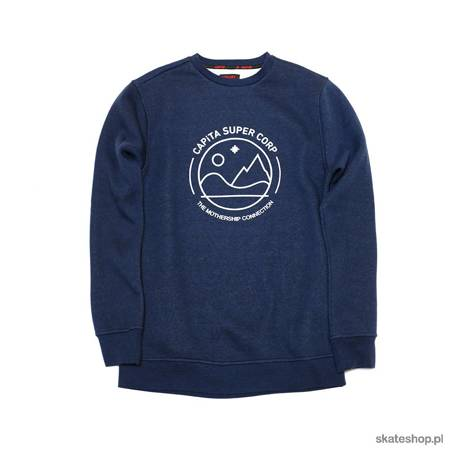 Bluza CAPITA The Mothership Crew (navy)