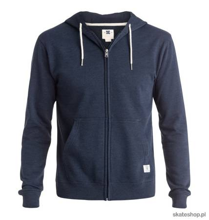 Bluza DC Rebel Zip-Up Hoodie (blue iris)