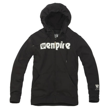 Bluza EMPIRE Warrior (black/white) czarna