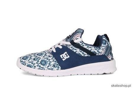Buty DC Heathrow (blue/print)