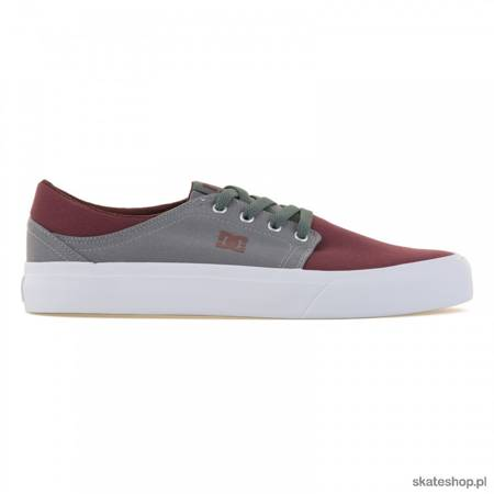 Buty DC Trase X (oxblood/light grey)