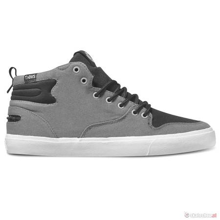 Buty DVS Elm (grey black canvas)