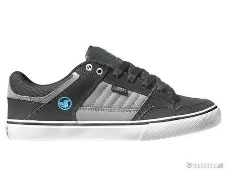 Buty DVS Ignition SMP '14 (black grey nubuck) czarne