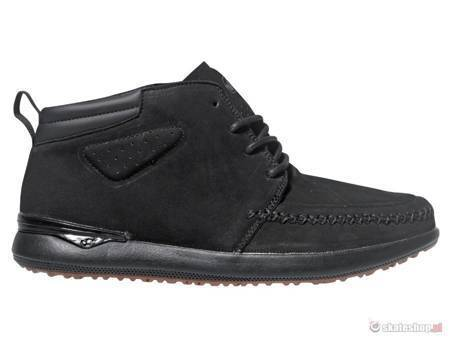 Buty DVS Topo SMP '14 (black leather) czarne