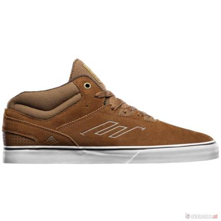 Buty EMERICA The Westgate Mid Vulc (brown/white)