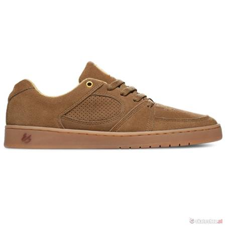 Buty ES Accel Slim (brown/gum)