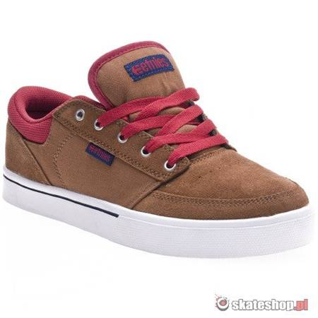 Buty ETNIES Brake (brown/blue) brązowe