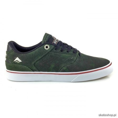 Buty Emerica The Reynolds Low Vulc X Indy (dark green)
