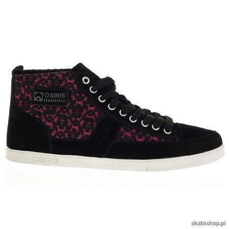 Buty OSIRIS Currency (blk/pnk/lace)