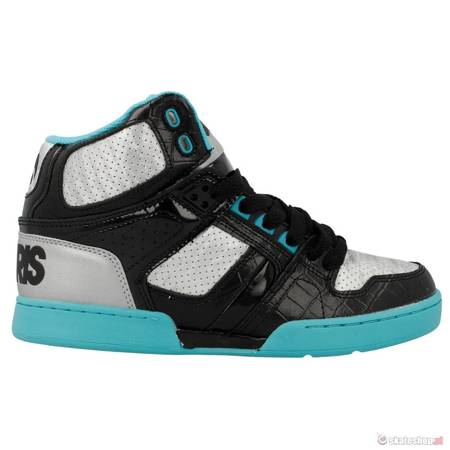 Buty OSIRIS K NYC 83 (black/gun/sea)